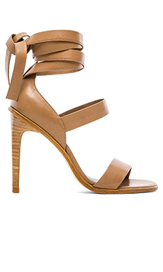 Tibi Pierce Sandal in Sand