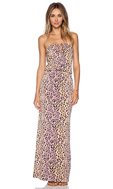 Tigerlily Atzaro Dress in Leopard