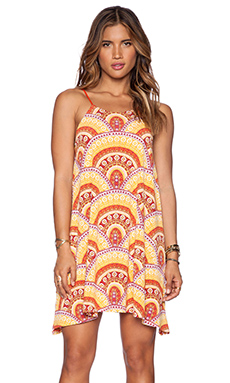 Tigerlily Amante Dress in Solaire