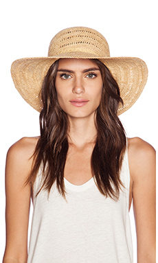 Tigerlily Adra Hat in Natural