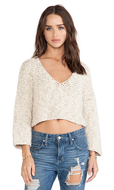 PULL CROPPED MARYSE