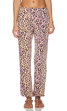 Tigerlily Atzaro Pant in Leopard