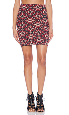 LA PONCHE TUBE SKIRT