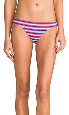Tigerlily Rabari Tiger Bikini Bottom in Ultraviolet