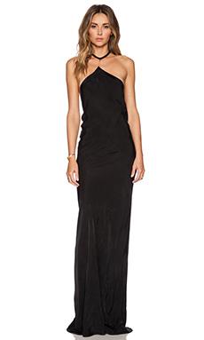 TITANIA INGLIS Drop Dress in Black