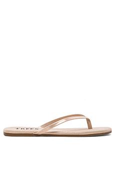 TKEES Sandal in Pink Pearl