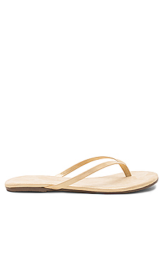 TKEES Sandal in Sandbeam