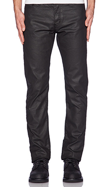 The Kooples Slim Denim in Black