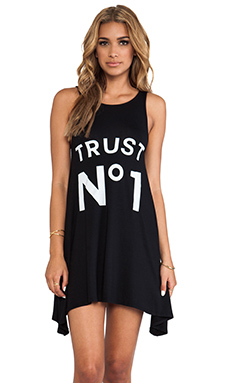 The Laundry Room Trust No 1 Dress in Black