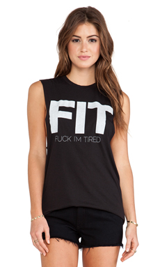 FIT MUSCLE TEE