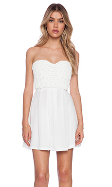 Toby Heart Ginger Bella Braided Dress in White