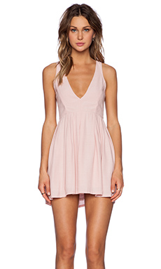 Toby Heart Ginger Under the Stars Dress in Blush Pink