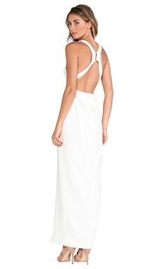 Toby Heart Ginger Enchanted Formal Maxi Dress in White
