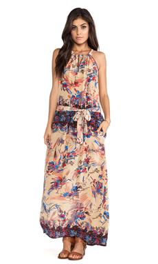 Tolani Jessica Maxi Dress in Beige