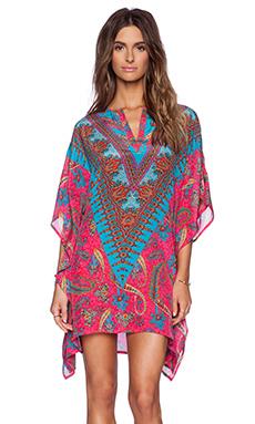 Tolani Odelia Dress in Fuchsia