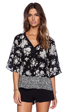 Tolani Gianna Blouse in Floral