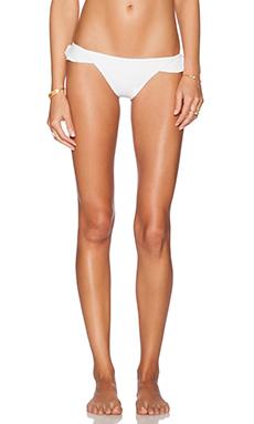 Tori Praver Swimwear Cabazon Bikini Bottom in Cloud