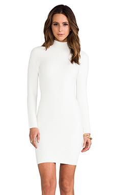 Torn by Ronny Kobo Moria Dress in White