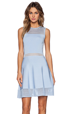 Torn by Torn by Ronny Kobo Mabel Dress in Sky