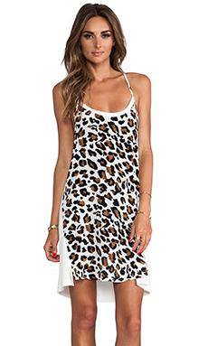 TOWNSEN Tulum Dress in Leopard