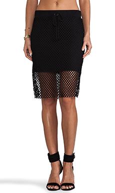 TOWNSEN Shores Skirt in Black