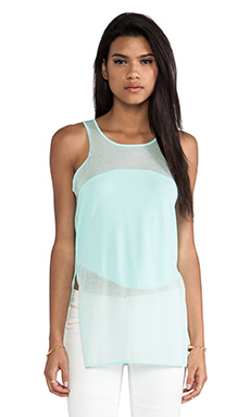 TOWNSEN Half Moon Tank in Breeze