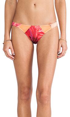 Tyler Rose Swimwear Tanner Bottom in Tropical Print
