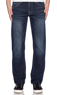 True Religion Active Jean Geno in Deep Marina