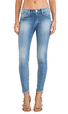 True Religion Chrissy Skinny in Charming Lily