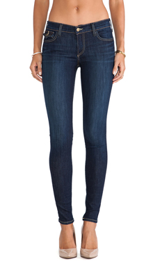 True Religion Casey Skinny with Flaps in Picasso's Blues