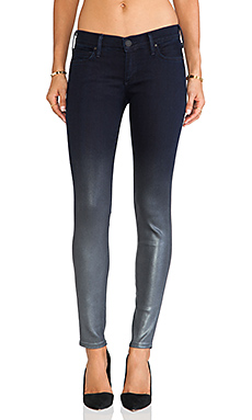 True Religion Victoria Skinny in Glowing Moon