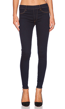 True Religion The Runway Legging in Body Rinse
