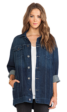 True Religion Harlow Jacket in Gradual End