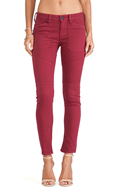 True Religion Brisbane Skinny in Claret