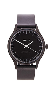 Tsovet JPT-C036 in Black & Black