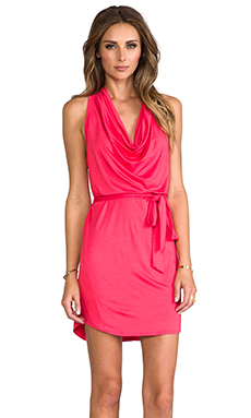 Trina Turk Raissa Dress in Hot Coral