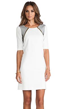 Trina Turk Milena Dress in Whitewash