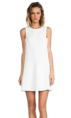 Trina Turk Lysett Dress in Whitewash
