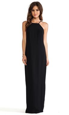 Trina Turk Vina Dress in Black