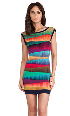 Trina Turk Medni Dress in Multi
