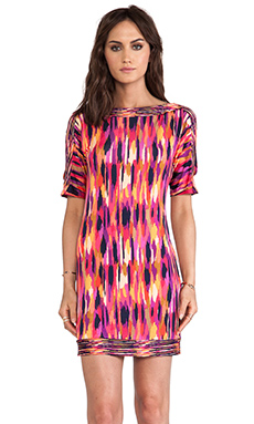 Trina Turk Corsica Dress in Multi