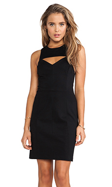 Trina Turk Tabitha Dress in Black