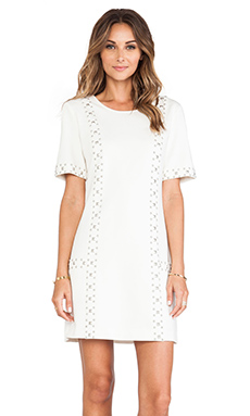 Trina Turk Naomi Dress in Ivory