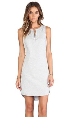 Trina Turk Mima Dress in Heather Grey