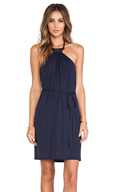 Trina Turk Asher Dress in Midnight