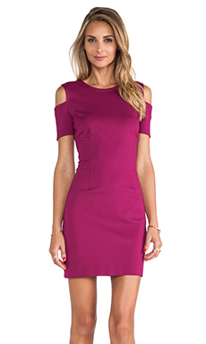 Trina Turk Judith Dress in Loganberry