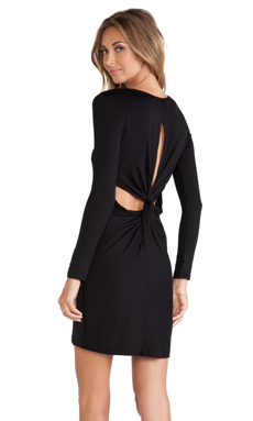 Trina Turk Jazmin Dress in Black