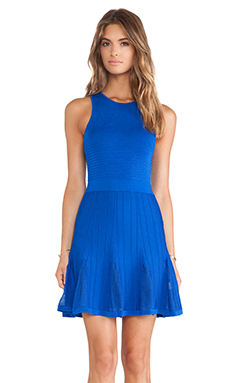 Trina Turk Fairfield Dress in Royal Blue