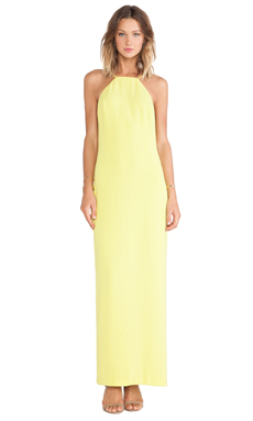 Trina Turk Vine Dress in Keylime