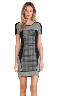 Trina Turk Camberly Dress in Black